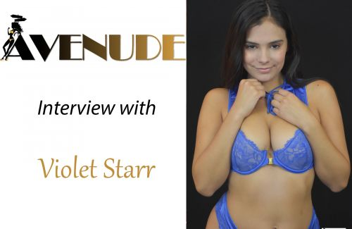 *** Exclusive*** Interview with Violet Starr