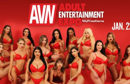 We are here at the 2020 AVN Expo in Las Vegas