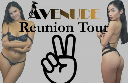 The AVENUDE® Reunion Tour part 2 coming soon